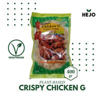 Frozen Vegetarian Crispy Chicken G - Greenfarm Ayam Kui Fei