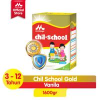Morinaga Chil School Gold Vanilla 1600gr - Susu Pertumbuhan Anak