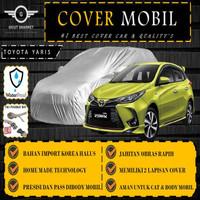 Selimut Sarung Body Cover Mobil Toyota Yaris Free pengikat ban