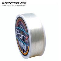 Senar Pancing Versus Point-x Monofilament 40% Flurocarbon 300 M