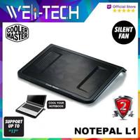 Cooler Master NotePal L1 Notebook Cooler Fan Laptop Cooling Pad