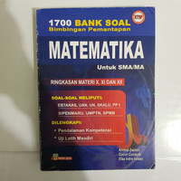 Bank Soal Bimbingan Pemantapan Matematika SMA MA
