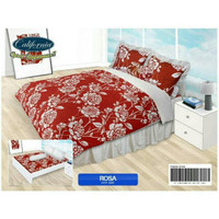 Bed Cover CALIFORNIA QUEEN Size 160x200 ROSA