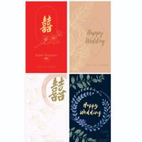 Angpao wedding custom nama amplop pernikahan
