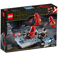 Lego Starwars 75266 Sith Troopers™ Battle Pack