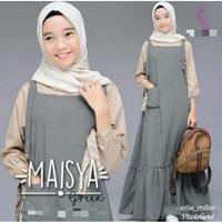 baju muslim anak perempuan 9-12 tahun