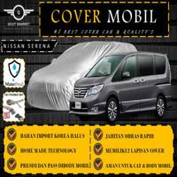 Selimut Sarung Body Cover Mobil Nissan Serena Free pengikat ban