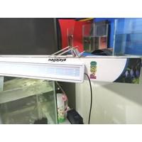Kandila P800 17 watt lampu led aquarium aquascape uk. tank 80-90 cm