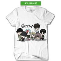 Kaos BTS Army Series Baju Keren dan Trendy #RD-057