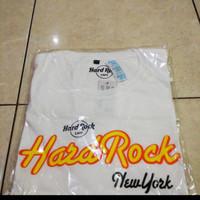 tshirt baju kaos Hard Rock Cafe New York Big Size 3XL & 4XL