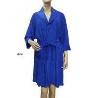 Handuk kimono dewasa handuk baju dewasa handuk berenang polos renda