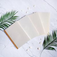 Leaf Impression Grid Notebook B5