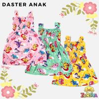 Daster Anak Little Pony Terusan Cewek Baju Tidur Perempuan 1-6th TK SD