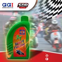 Oli Samping 2tak GGI Racing
