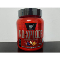 NO Xplode 30 servings BSN N.O. NOXplode BPOM PreWorkout 60 serv ON