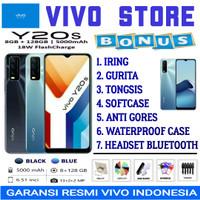 VIVO Y20S RAM 8/128 GB GARANSI RESMI VIVO INDONESIA