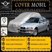 Selimut Sarung Body Cover Mobil BMW Sedan Lama Free pengikat ban