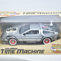 welly back to the future diecast