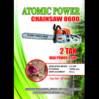 Chainsaw 8600 Bar 22 in Laser - senso mini