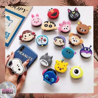 Popsocket 3D HP Holder Karakter Kartun pop socket handphone