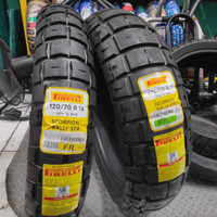 Pirelli Scorpion Rally STR 120/70-19 & 170/60-17 ban BMW KTM Adventure