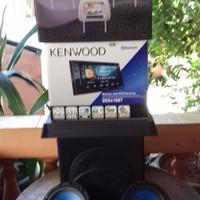 paket audio mobil merk kenwood