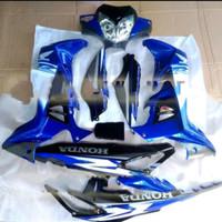 full body honda supra x 125 th 2007 sd2010 warna biru