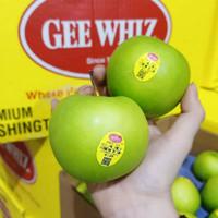 buah apel granny smith satu dus.