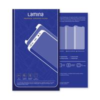 Samsung Galaxy S10 lite Original Lamina Flexi Tempered Glass Antigores