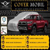 Selimut Sarung Body Cover Mobil Triton Ford Ranger Free pengikat ban
