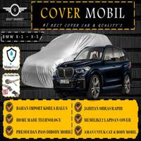 Selimut Sarung Body Cover Mobil BMW Series X Free pengikat ban