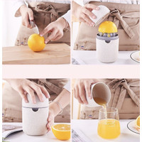 JUICER & EXTRACTOR OR-204 MINI MANUAL FRUIT CUP // ALAT PEMERAS BUAH