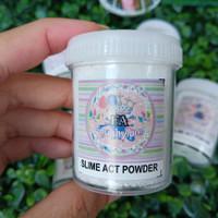 Bubuk slime activator 50gr - Bahan membuat slime aktivator MURAH