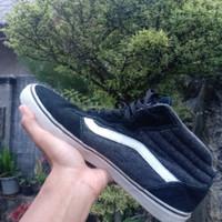 sneakers sepatu vans sk8 hi mid skateboard
