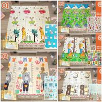 Karpet Playmat/Playmate/Tikar Lipat Bayi size 180x200 YOYO (Import) - RANDOM MOTIF