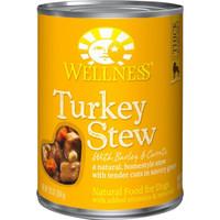Wellness Homestyle Turkey Stew Wet Dog Food