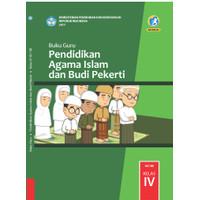 Buku guru kelas 4 SD-MI Pendidikan Agama Islam da Budi Pekerti