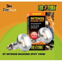 Exoterra Intense Basking Spot 100w / Exo Terra Lampu UVA Reptil