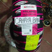 BAN LUAR MOTOR NMAX BLK 150/70-13 ZENEOS MILANO