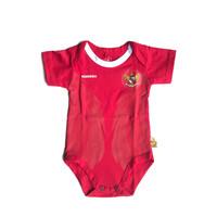 Baju Pakaian Bayi Bola Anak Couple Laki Laki Perempuan Jersey Timnas