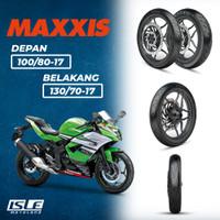 MAXXIS Ban Ninja 250 RR Mono Tyre Extramaxx Paket Depan Belakang
