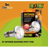 Exoterra Intense Basking Spot 75w / Exo Terra Lampu UVA Reptil