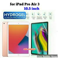 Apple iPad Pro Air 3 10.5 inch - Hydrogel Hydro Gel Screen Protector
