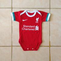 Baju Bola Bayi / Baby Romper / Baby Jumper Bayern Liverpool Home