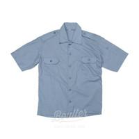 Kemeja Kerja Bengkel Seragam Mechanic Shirt Vintage Cut - READY STOCK