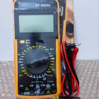Multi tester digital / avometer DT 9205a