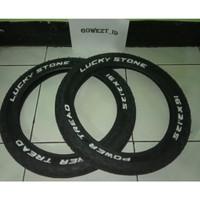 Ban Luar Sepeda Ukuran 16 x 2.125 LUCKY STONE   High Quality