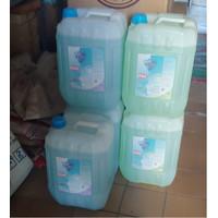 TRiC Green Tea Antiseptic Hand Sanitizer | Liquid | 20 L Jerigen