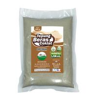 Tepung Beras Coklat Organik Mama Kamu 500 Gram