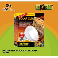 Exoterra Solar Glo Lamp 125w / Exo Terra Fiting Lampu Reptil 125 Watt